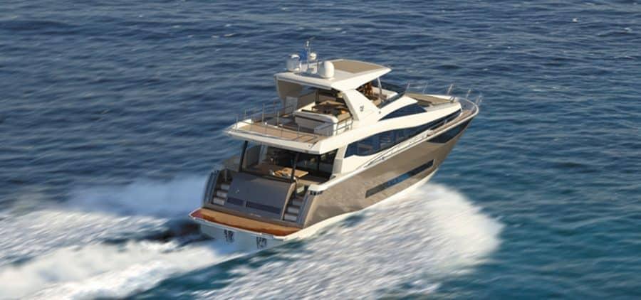 Prestige Yacht 750