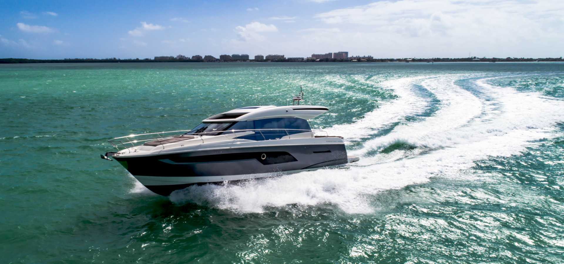 Prestige Yacht 520 S