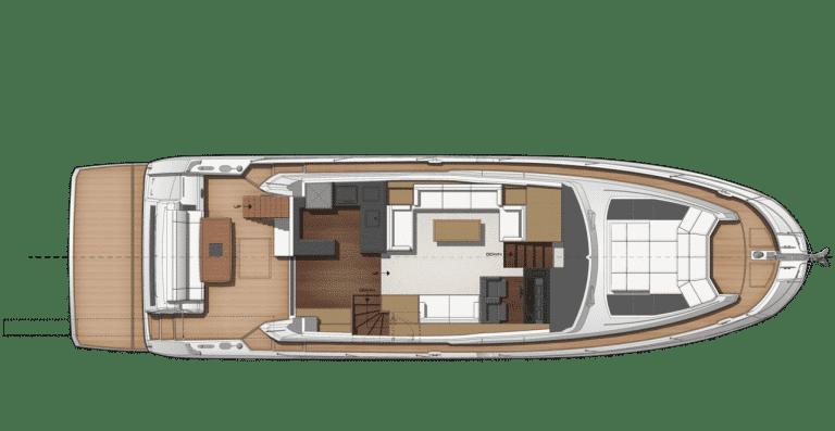 Prestige Yacht 630