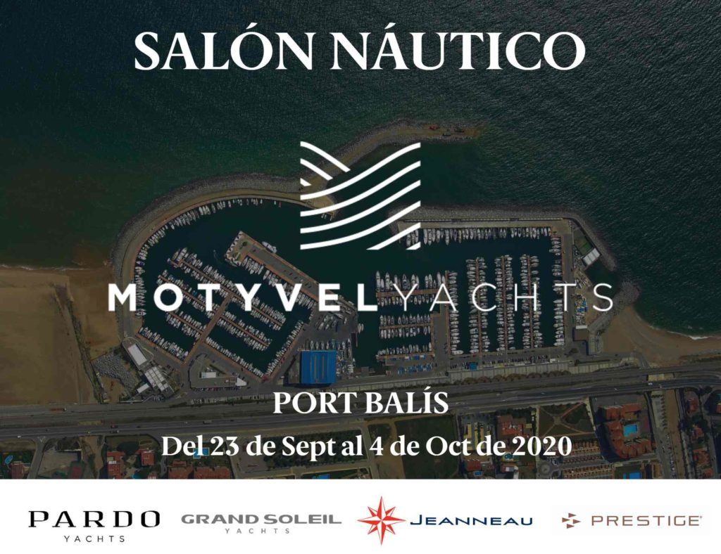 Salon Nautico Motyvel