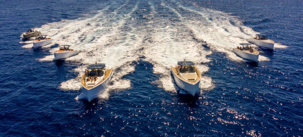Pardo Yachts owners experience on navigation