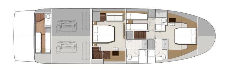plano Prestige 630 s yacht